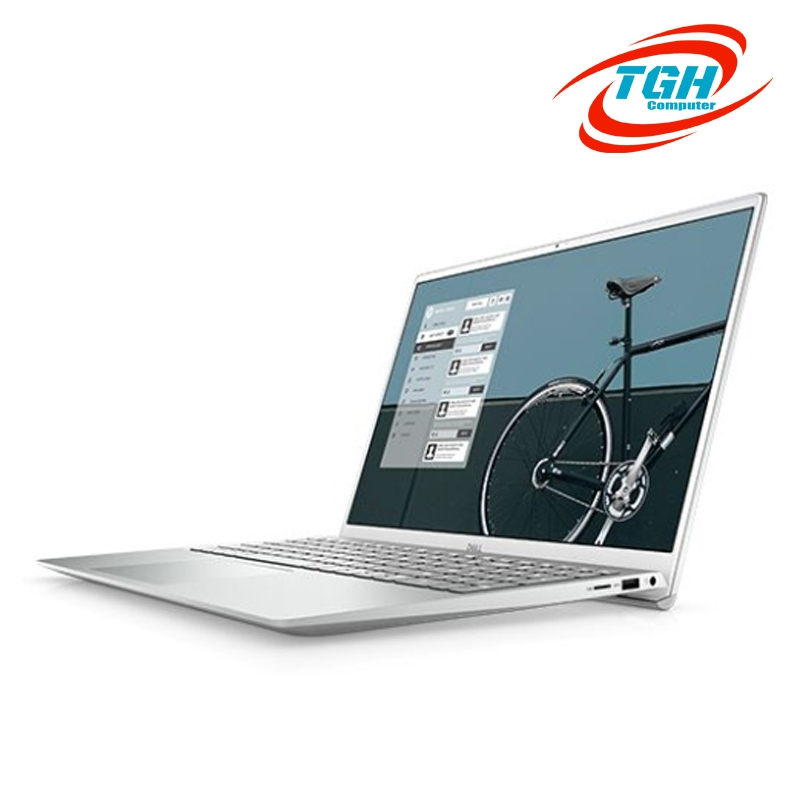 Dell Inspiron N5502 Core i7-1165G7/8G/512GB NVMe/15.6 FHD/Win 10/Ledkey/Silver/Nhôm