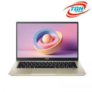 Acer Swift 3x Sf314 510g 57mr Core I5 1135g78gb Ram512gb Ssd14.0 Fhdwin10vang.jpg